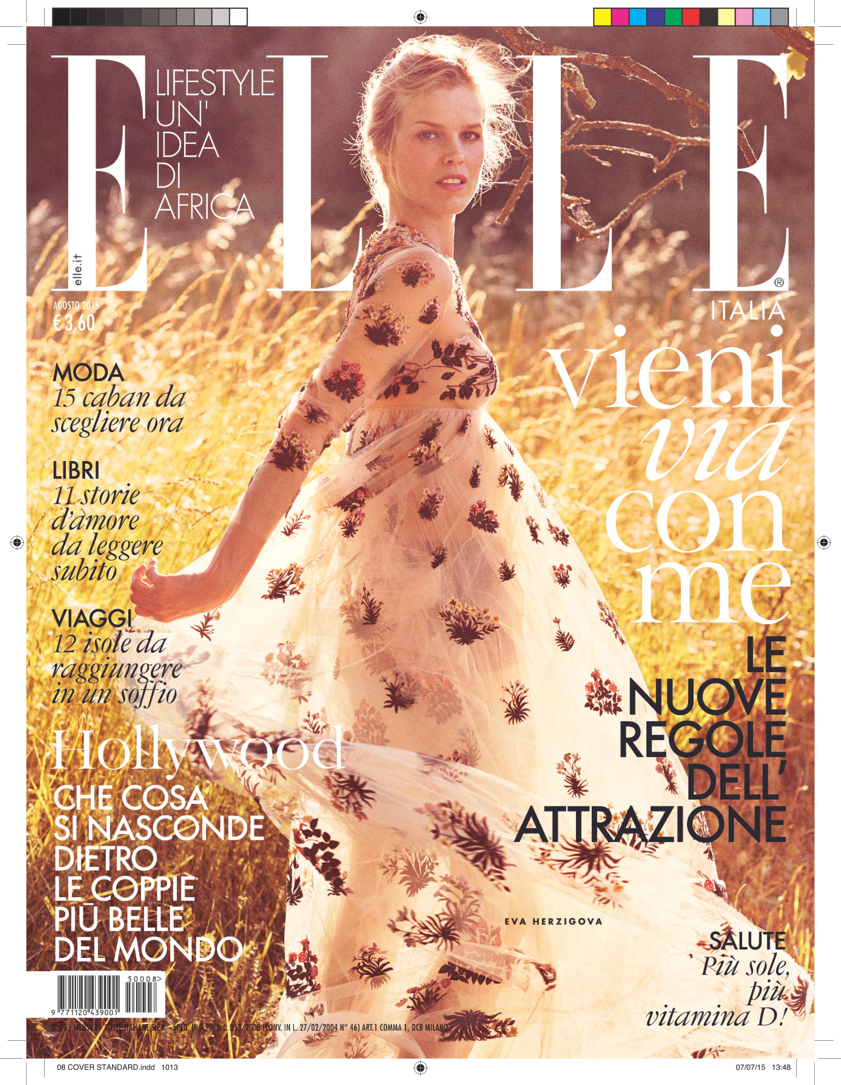 COVER pezzo Chanel