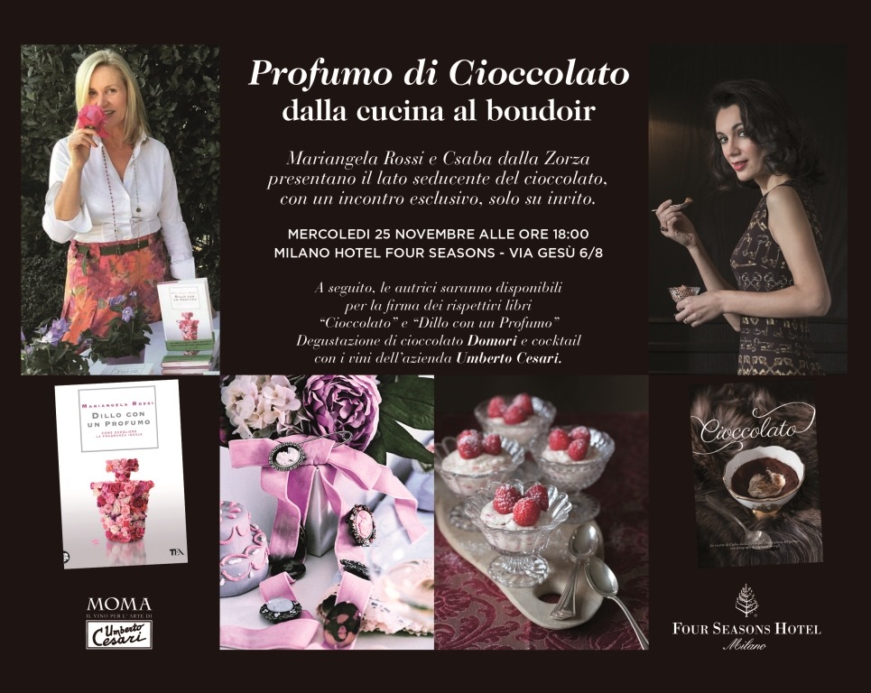 Invito Profumo di Cioccolato_Four Seasons_ 25 11 15
